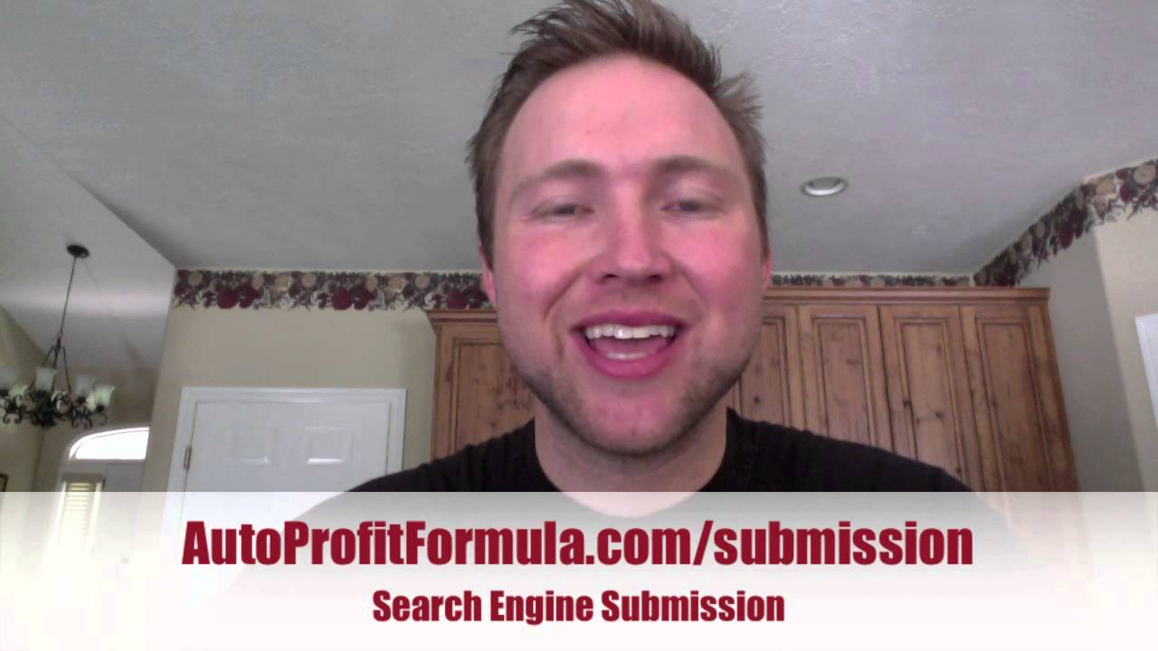 how to do search engine submission
