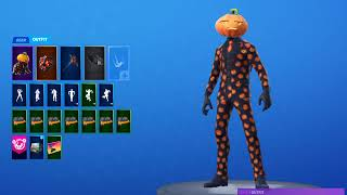 Top 5 Fortnite combos with the Jack Gourdon skin