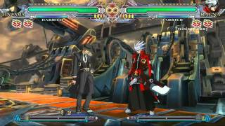 BlazBlue Continuum Shift - Hazama Tutorial