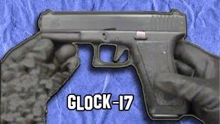 Glock 17 Pistola de Airsoft | Experimentos Caseros