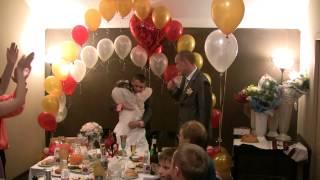 Подарок сына на свадьбу