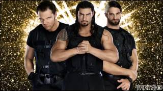 The Shield 1st WWE Music