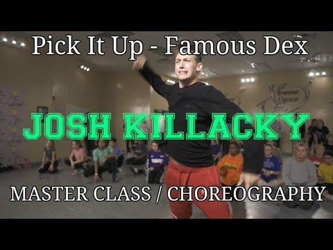 Famous Dex – Pick It Up Feat. A$AP Rocky | Josh Killacky Choreography | Xtreme Dance Force [Clean]