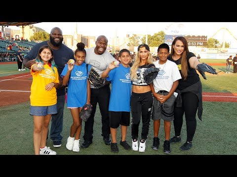 WWE teams up with Brooklyn Cyclones to benefit Boys & Girls Clubs of America