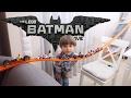 Toys Fun - Lego The Batman Movie Guys Having Fun on The Hot Wheels Track