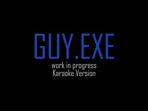 [KARAOKE] SUPERFRUIT - GUY.exe (work in progress)