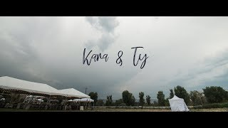 Kara & Ty Country Wedding - Fernley Nevada