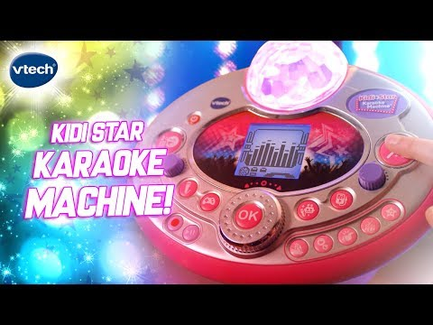 Take Center Stage with the Kidi Star Karaoke Machine! | A Toy Insider Play by Play