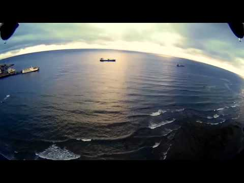 Dumaguete City Boulevard Time-Lapse And Aerial Video