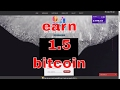 earn 1.5 bitcoin || we have all | super best | payment proof websites