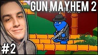 TONA NIEPRZYJEMNYCH WALK! - Gun Mayhem 2 #2