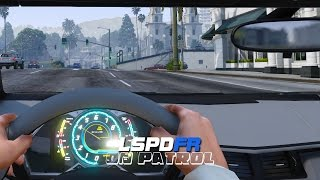 LSPDFR - Day 77 - First Person Lamborghini Patrol