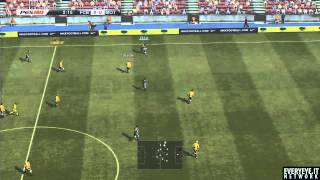 PES 2013 Vs FIFA 13 - Gameplay HD ITA