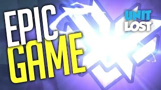 Overwatch - EPIC High Level Game with Pros! (...