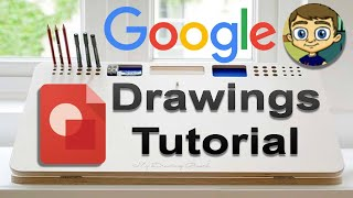 Google Drawings 2017 Tutorial