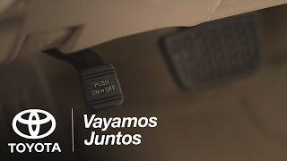 Toyota: CómoUsarEl Freno de Emergencia| 2014.5 Camry |Toyota