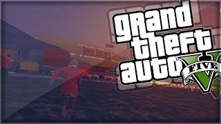 GTA 5 | Adios Airlines (GTA V Online Funny Moments)