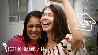 Entrega dos Sonhos Parque Florença em Feira de Santana - BA