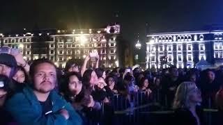Pixies #SDLJ18 #SEMANADELASJUVENTUDES en el zócalo