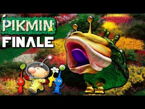 Pikmin LIVE - Race to Escape! - FINALE Part 9 (Nintendo Gamecube Gameplay Walkthrough)