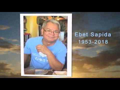 KUAM says goodbye to our dear friend and late accountant, Ebet Sapida