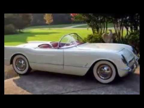 Corvette 1954 Fiberglass Body For Sale Made By Order Youtube