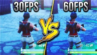 Make Your Console EXACTLY like PC! PS4 60FPS vs 30FPS Testing!!