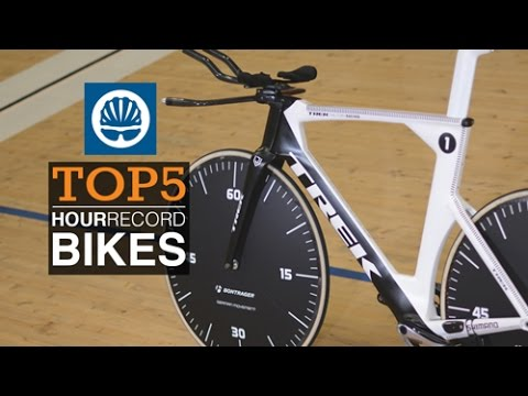 Top 5 - Hour Record Bikes