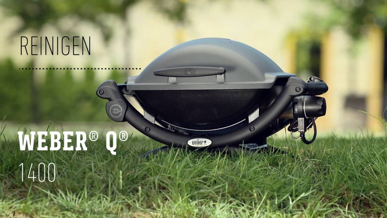 Weber Elektrogrill Q 1400 Erfahrungen : Weber q in depth review youtube