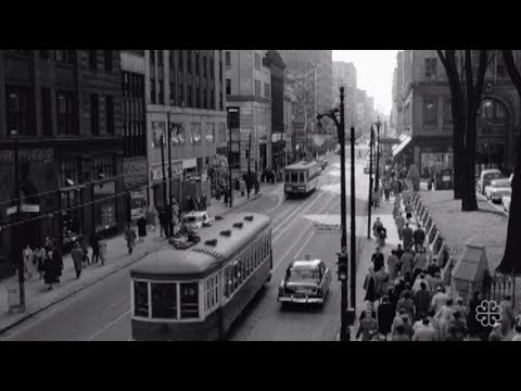 History of the iconic Rue Sainte-Catherine (In French)