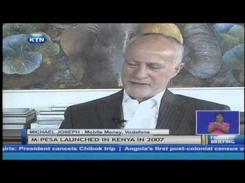 Vodafone to deploy Kenya's the M-pesa idea across the world