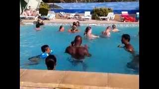 piscine camping le lamparo ste marie de la mer été 2012