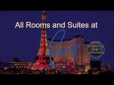 All Rooms And Suites At Paris Hotel Las Vegas 2020