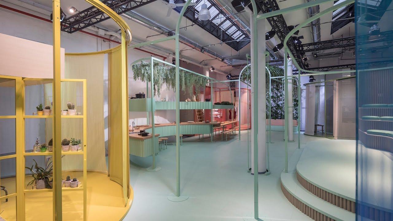 MINI Living and Studiomama's Milan installation allowed