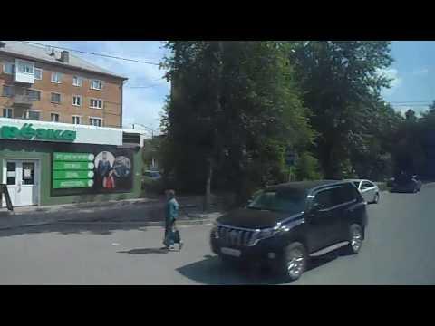 Дорога домой.Красноярск,Назарово, п Преображенский