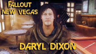 Daryl Dixon Companion by Dragbody - Fallout New Vegas