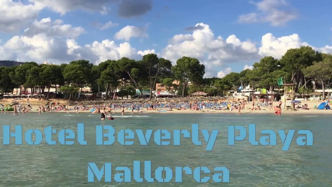 Hotel Beverly Playa, Paguera, Mallorca, cestovní kancelář ...  Hotel Beverly P...