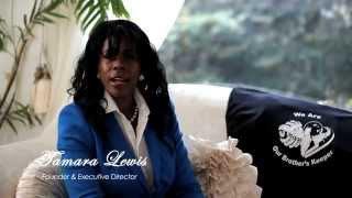 Tamara Lewis- PSA- We Are Our Brother