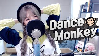 Download Tones And I(톤즈 앤 아이) - Dance Monkey(댄스 몽키) COVER by 새송|SAESONG