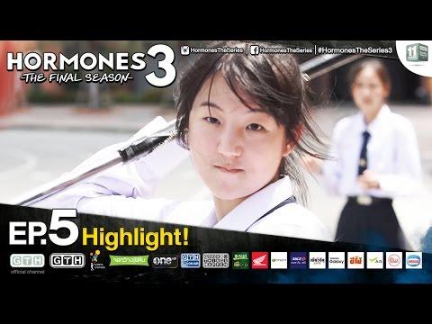 อย่าเปรี้ยวให้มาก Hormones 3 EP.5 Highlight