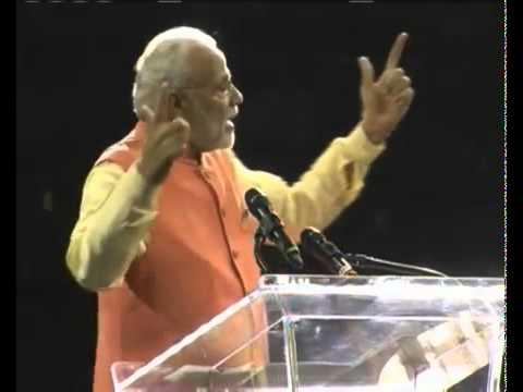 Mr Modi at Madison Square Garden