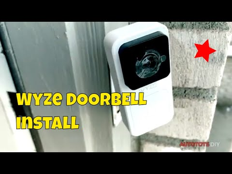 Wyze DoorBell Camera Installation, First Look and Troubleshooting with Chime Module