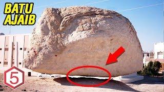 Aneh Batu Bisa Jalan Sendiri, 5 Batu Ajaib Yang Melawan Gravit…