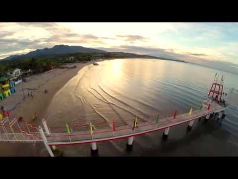 Morong Star Beach Resort from Above