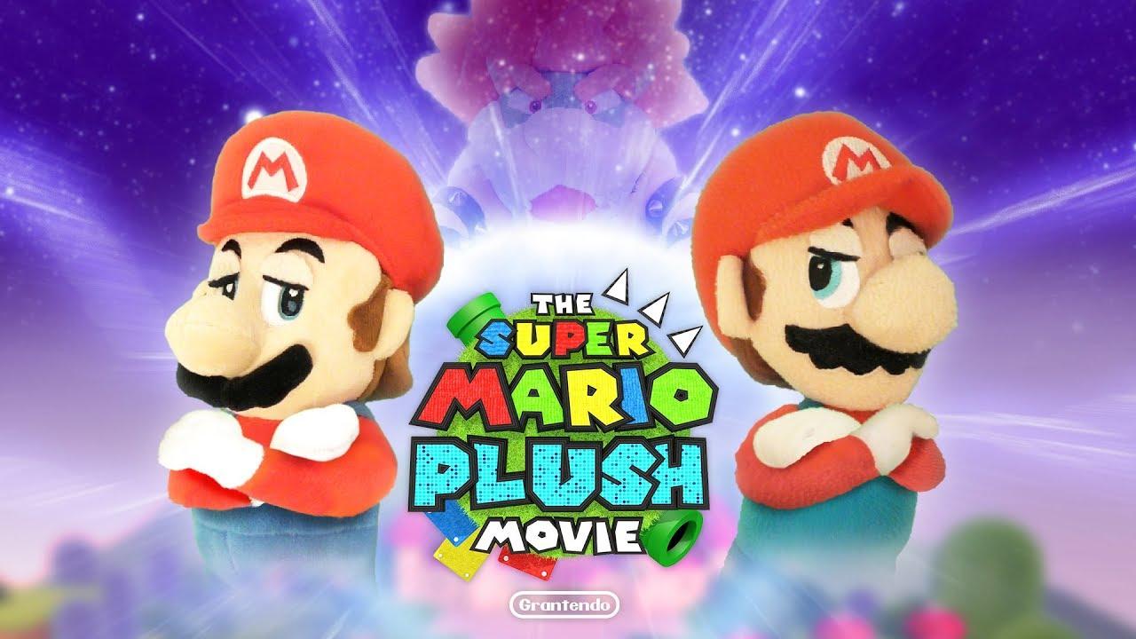 Download The Super Mario Plush Movie (FULL) - Grantendo