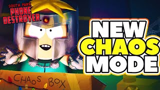 FIRST EVER CHAOS MODE! NOTHING NEW? | South Park Phone Destroyer