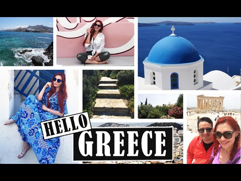 Greece Travel VLOG