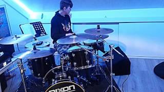"""Kane van Alebeek drumt Waylon """"our song """""""
