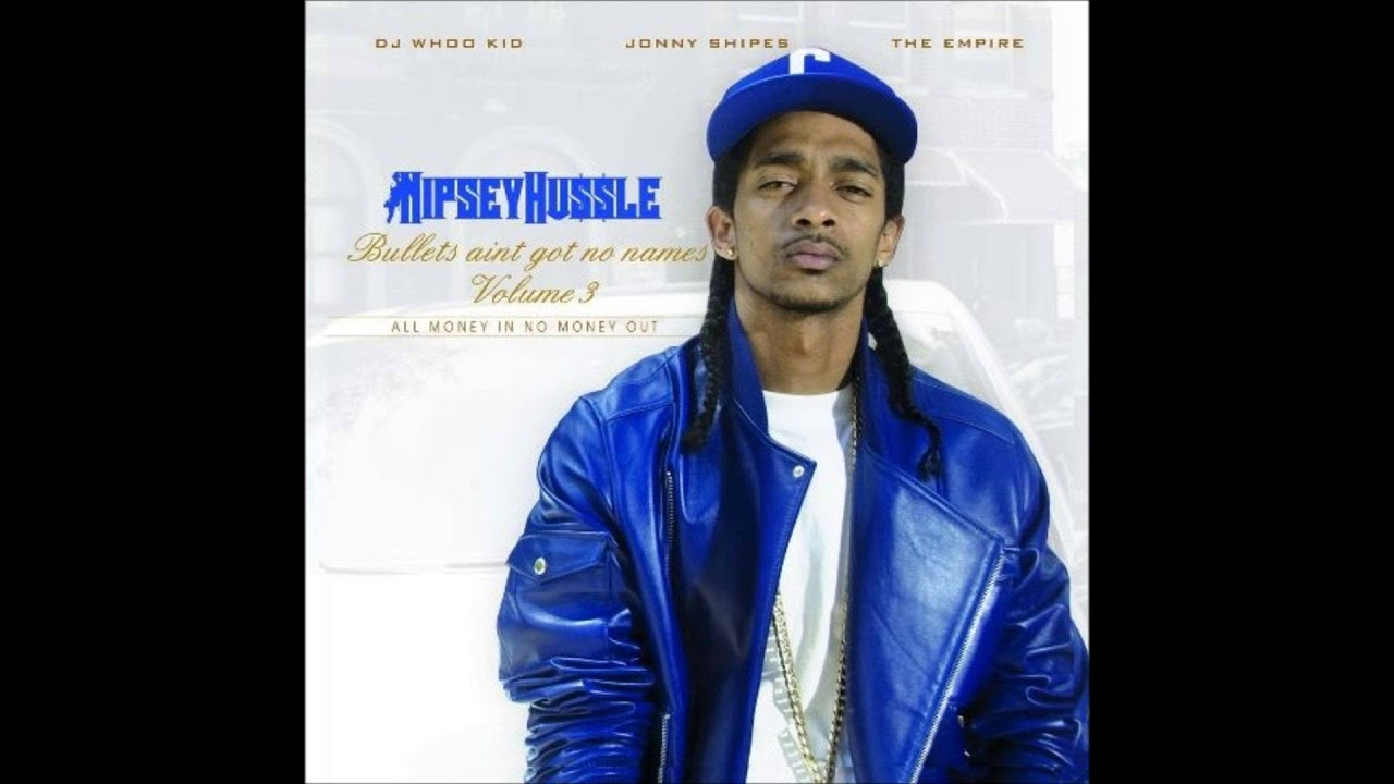 Nipsey Hussle - Bullets Ain't Got No Name Vol 3. (Full Album) 2009