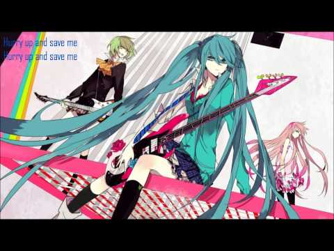 Nightcore - Hurry Up and Save Me